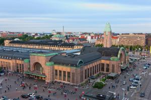 Хельсинки вокзал