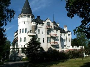 Гостиница Замок в Иматре