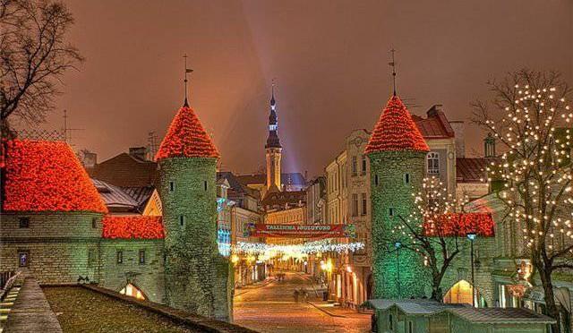 Таллин на два дня 24-25.09