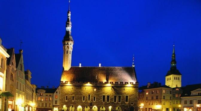 Два дня в Таллине в Июле 9-10го