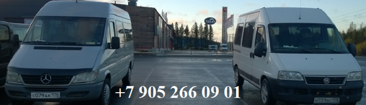 """BusTurizm""Поездки в Финляндию и Европу на микроавтобусе от дома до дома"